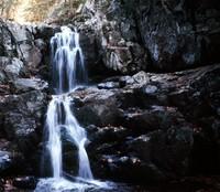 1973 10 27 Shenandoah falling water 01