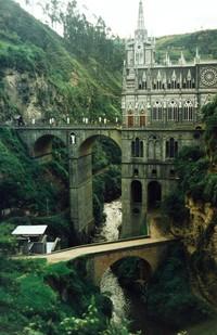 1980 03 Santuario De Las Lajas 01