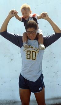 1983 Craig and Scott at the pass in Yosemite 01