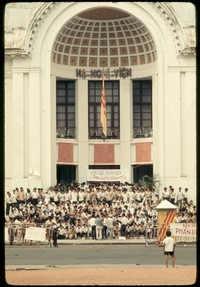 ss 037 1970 05 02 protest at national assembly opera house that i closed saigon with