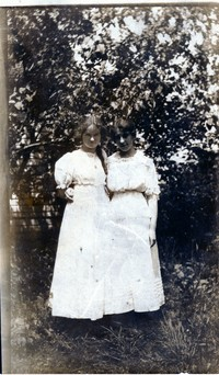tc margaret freda graduation dresses june 1915 001