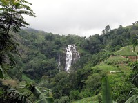 waterfall near Ella